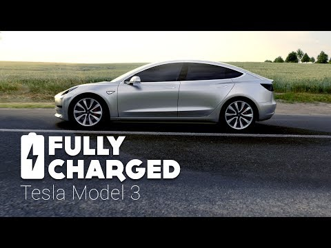 Tesla Model 3 - First Impressions