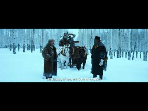 THE HATEFUL EIGHT (von Quentin Tarantino)...