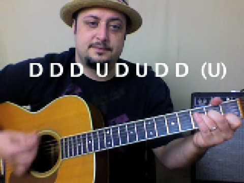 Learn How To Play Easy Beginner Acoustic Songs - Jumper -  Third Eye Blind
