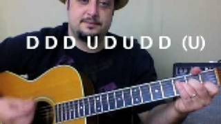Learn How To Play Easy Beginner Acoustic Songs - Jumper -  Third Eye Blind