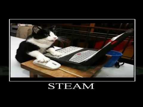 Как легко получить все карточки игр steam
