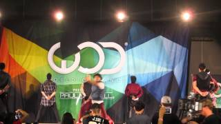 Quest Crew - World of Dance 2014