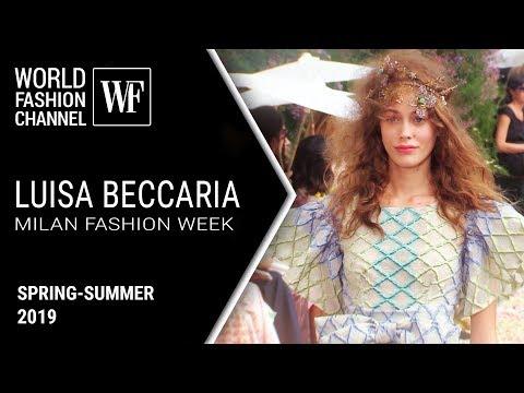 Luisa Beccaria Fall 2019: Milan Fashion Week
