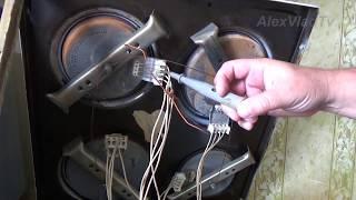 Замена конфорки на электроплите, легко и просто...