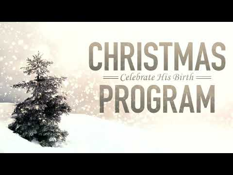 Front Range Baptist Academy // Christmas Program