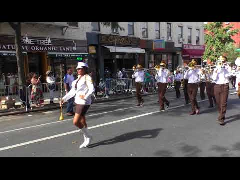 Panamanian Day Parade~2017~Brooklyn~Instituto Jose Dolores Moscote MB