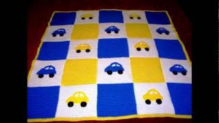 BEBEK BATTANİYE MODELLERİ - Crocheted Baby Blanket Patterns , Canım Anne