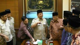 Download Video Jelang Pendaftaran Capres, Prabowo Temui Ketum PBNU MP3 3GP MP4