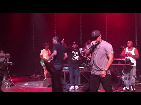 DJ Quik The Live Experience - Can You Work With That