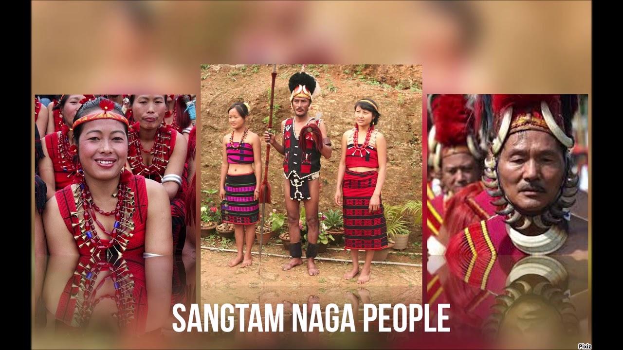 Sangtam Naga people