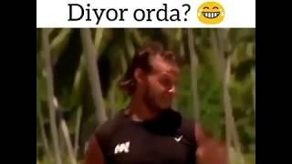 Murat Ceylan Yiğit Dikmene Küfür Ediyor Tvde Yok Survivor 2018