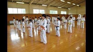 2017年9月17日(日)寺泊にて行われた夏季昇級審査会です。 新潟中央道...