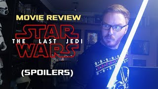 Star Wars: The Last Jedi - Movie Chat/Review (SPOILERS)