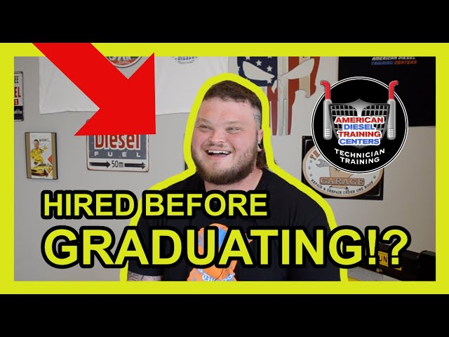 HIRED BEFORE GRADUATION?!