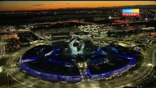EXPO-2017. Лазерлік шоу