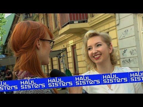 MIU ★ Interview beim Musikvideo-Dreh ★ Haul Sisters
