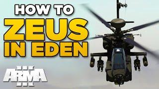 Скачать HOW TO ZEUS IN EDEN EDITOR ARMA 3 Beginners Tutorial