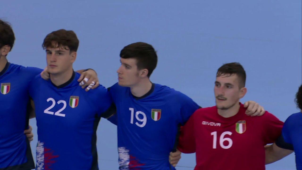 Italia - Norvegia 24-39 | Qualificazioni EHF EURO 2022