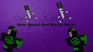 [ROBLOX] New Speed And Noclip Hack 2015! [ACM III] (patched :( )