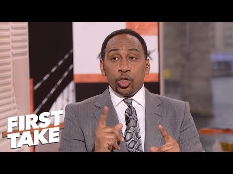 Stephen A.: Le'veon Bell's best fit is with the Patriots or Packers | First Take | ESPN