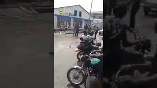 Fight between officers of the Nigerian Army and Nigerian Police