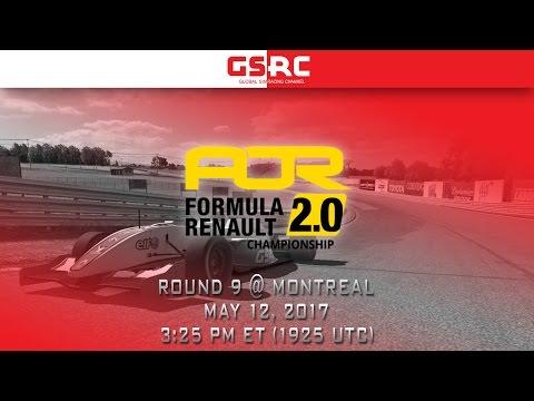 Apex Online Racing Formula Renault 2.0 Championship - Season 5 - Round 9 - Montreal