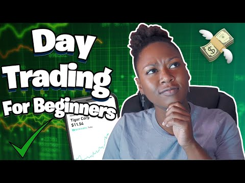 Day Trading Stocks For Beginners