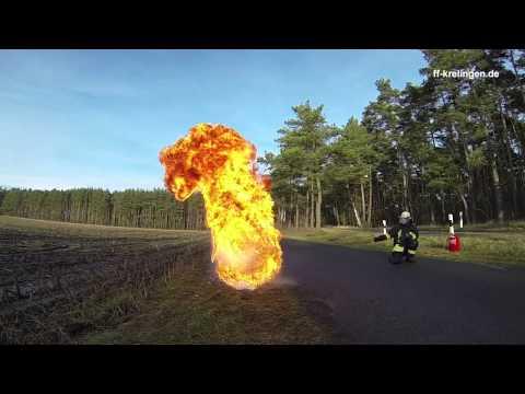 Fettbrände und Fettexplosion