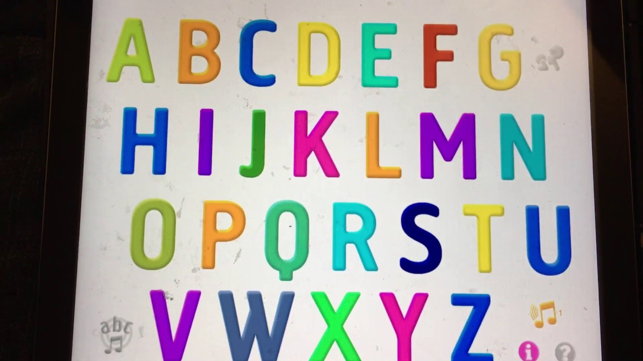 learning my letters learning my letters abc alphabet rap song 22725 | maxresdefault