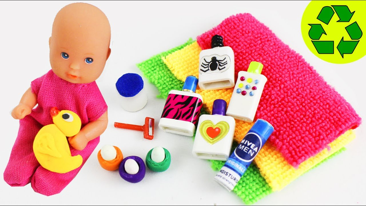 Easy Doll Crafts