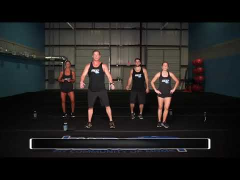 Full Body Stack Workout 50 Minute High Intensity Training Session!