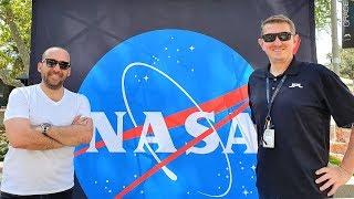 Türkiye'De İlk: Nasa'Da Çalışan TüRk Bilim İnsanıyla Uzay Üssünde Bir Gün
