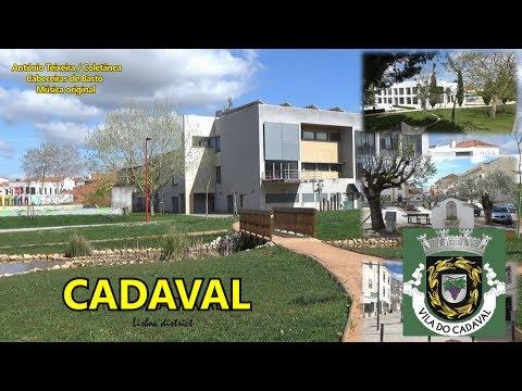 672 CADAVAL 4k – Música ORIGINAL - Compositor António Teixeira / Cabeceiras de Basto / Coletânea