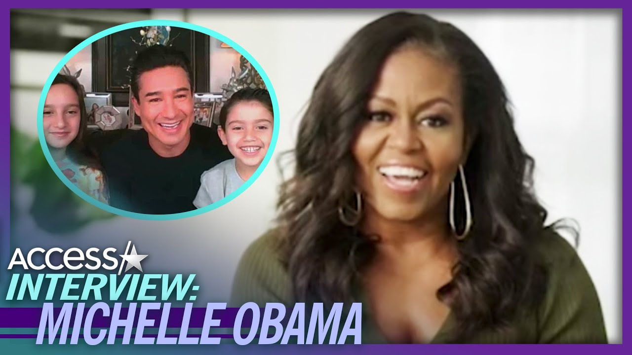 Michelle Obama On Barack Obama Being A Great Girl Dad