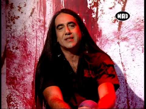 Megadeth, Queensryche & Unplugged από τους Illusory (TV War 15.7.13)