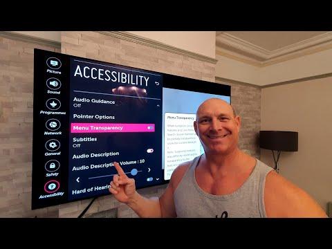 LG OLED TV Dark Mode ON ! Plus More Tips.