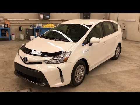 2020 Toyota Prius V Luxury -Seater - COMPLETE 4K TOUR REVIEW