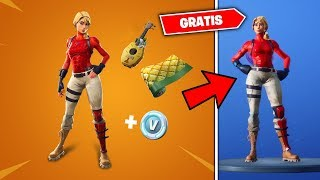 Tip to Have the FREE LAGUNA Starter Pack in Fortnite! (New Fortnite Free Starter Pack)