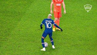 Neymar Jr King Of Dribbling Skills 2021 HD