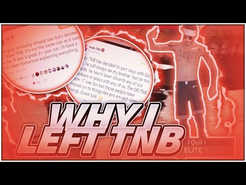 why i left TNB... the truth