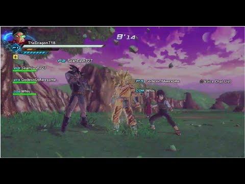 DragonBall Xenoverse 2 fun