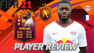 FIFA 21 PLAYER REVIEW | 84 HEADLINERS UPAMECANO