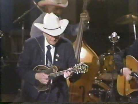 Bill Monroe & The Bluegrass Boys - Southern Flavor