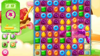 Candy Crush Jelly Saga Level 1414 (3 stars, No boosters)