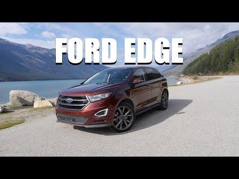 Ford Edge (PL) - test i jazda próbna