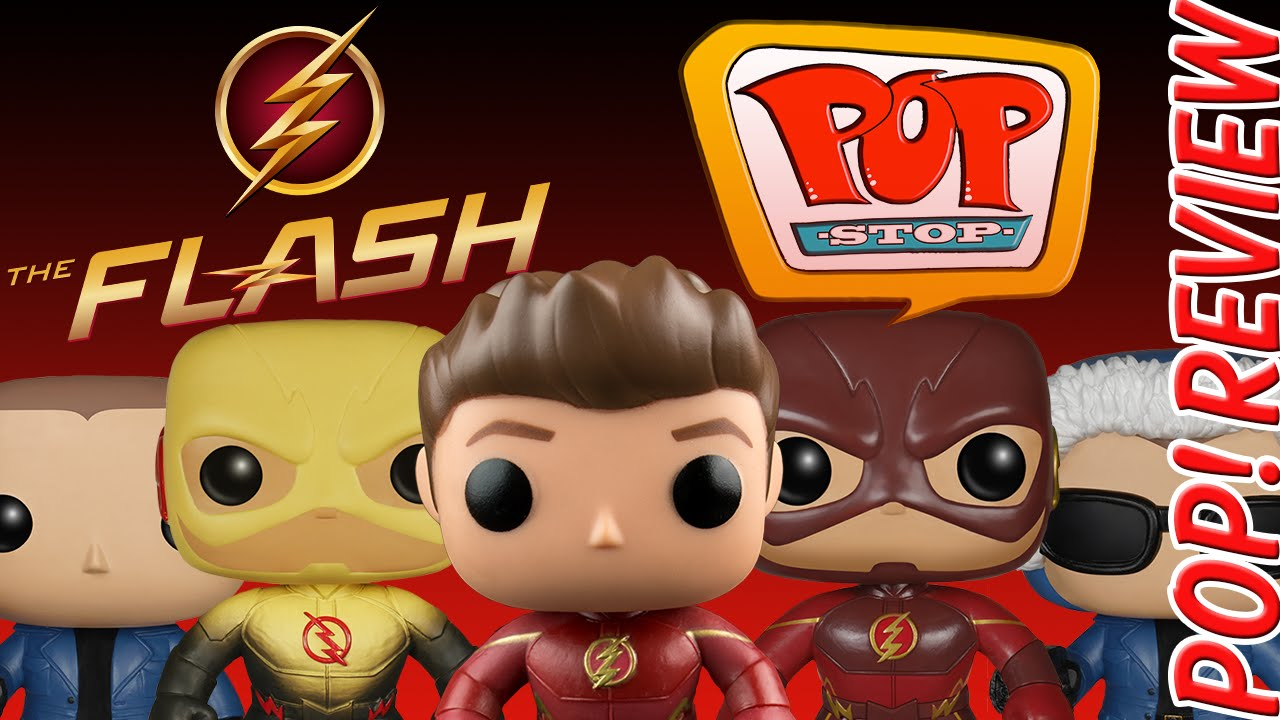 Funko Pop Review | The Flash (TV Series) - YouTube