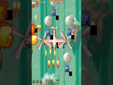 Arcade Longplay [409] 19XX: The War Against Destiny