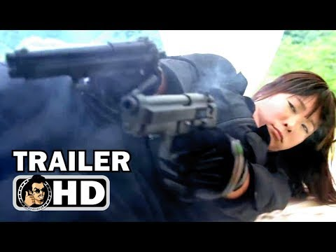 MANHUNT Official Trailer (2018) John Woo Netflix Action Movie HD