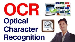 OCR - Optical Character Recognition - Detect Handwritten Text into Computer Text