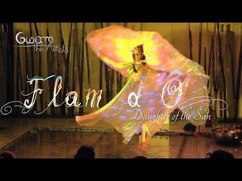 Flam d'O Fille du Soleil - Spectacle,...